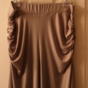 Kenneth Cole Reaction Long Skirt XL